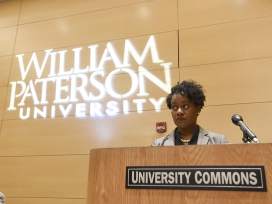 William Paterson University is holding a town hall-style