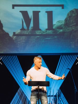 Billy Graham's grandson, Tullian Tchividjian, will speak at Living  Faith Church in Cape Coral on Dec. 10.