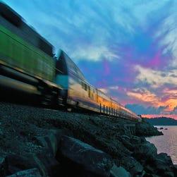All aboard Amtrak's Coast Starlight