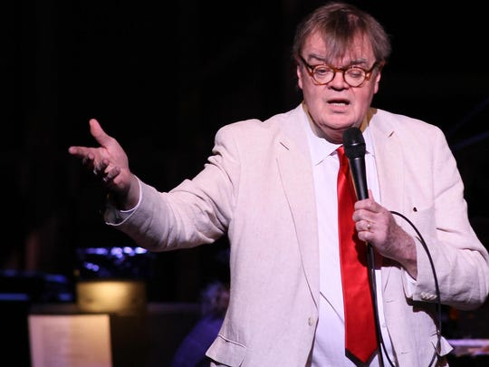 "Garrison Keillor, the creator and former host of ""A Prairie Home Companion,"" is performing in Milwaukee Thursday at the Back Room at Colectivo Coffee. The venue has 1,000 fewer seats than the Pabst Theater where he performed in 2017. A few weeks after that performance, Minnesota Public Radio severed ties with Keillor during an investigation into ""inappropriate conduct"" with an employee."