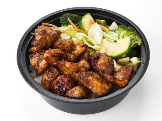 Teriyaki Madness will serve beef, chicken and tofu.