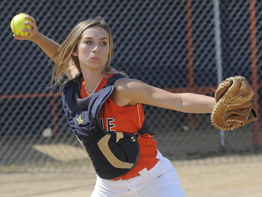 Daily Journal Softball Player of the Year