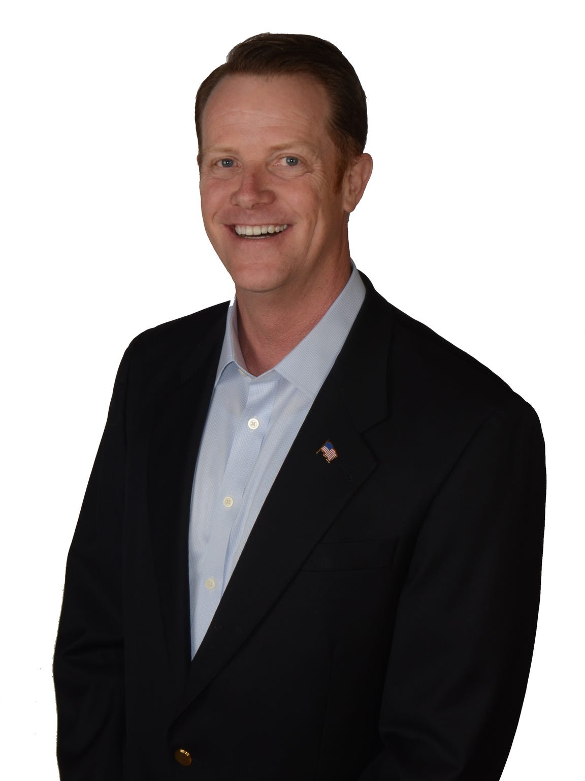 Kent Bailey, Republican candidate for Senate District
