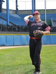 Lakeview graduate Gavin Homer played last summer with the Battle Creek Bombers.