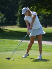Gabrielle Shipley, from the Battle Creek area, is joining her sister in the field at the FireKeepers Casino Hotel Championship this week at Battle Creek Country Club.