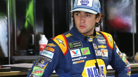 Why Chase Elliott, Ricky Stenhouse Jr. hit each other's cars after NASCAR race ended