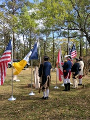 The local chapter of Sons of the American Revolution