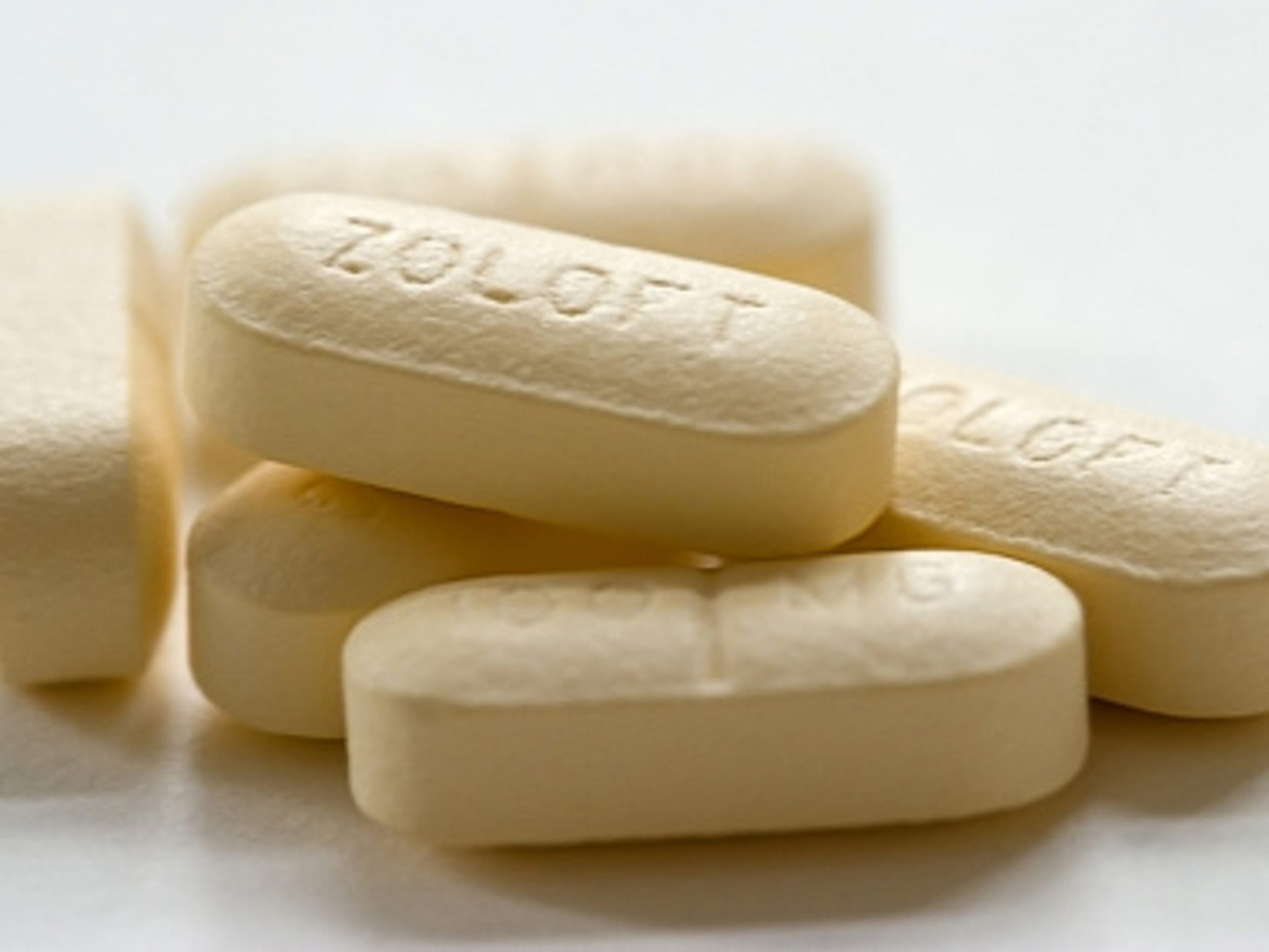 Zoloft (Sertraline hydrochloride) is also sold as Lustral,