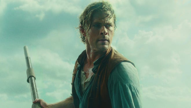 "Chris Hemsworth stars ""In the Heart Of the Sea."""