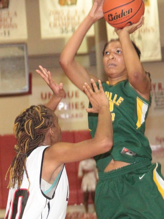 Richwood vs Rayville Women's Basketball