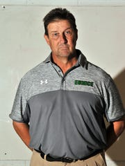 Eunice Head Coach Paul Trosclair has a career record