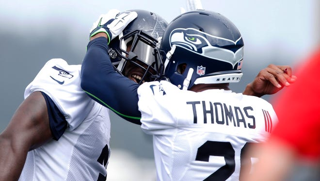 The Seattle Seahawks have two of the top four safeties in the NFL, according to NFL players.