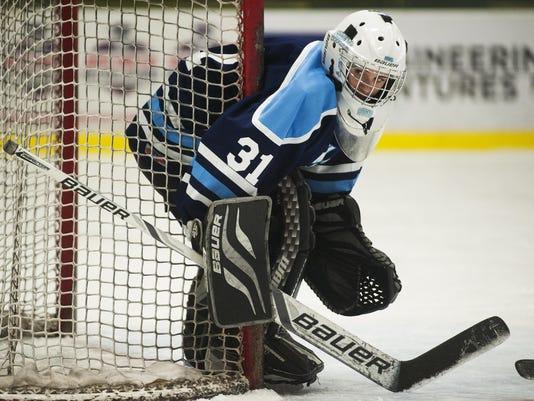 North Country vs. Mount Mansfield DII Girls Hockey Championship 03/03/15