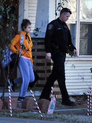 The Wichita Falls police department located a child that went missing late Thursday evening at a house located in the 3000 block of Hollywood Avenue.