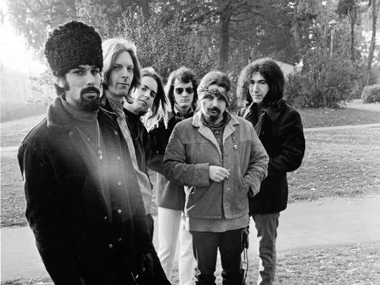 "Rhino/Warner Bros. Grateful Dead, 1967: Mickey Hart (from left), Phil Lesh, Bob Weir, Bill Kreutzmann, Ron ""Pigpen"" McKernan and Jerry Garcia, pictured in a 1967 publicity photo."