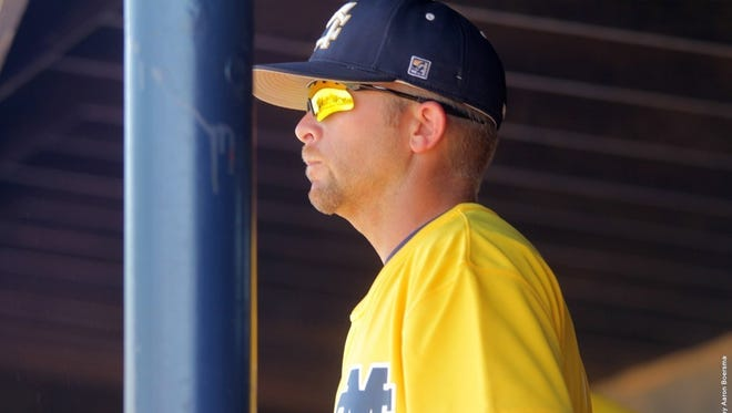 Brian Owens has resigned as baseball coach at Mississippi College, the school announced Monday.