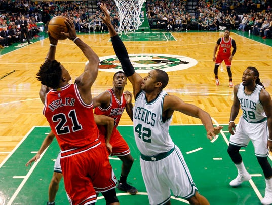 Can the Celtics Comeback against the Bulls?
