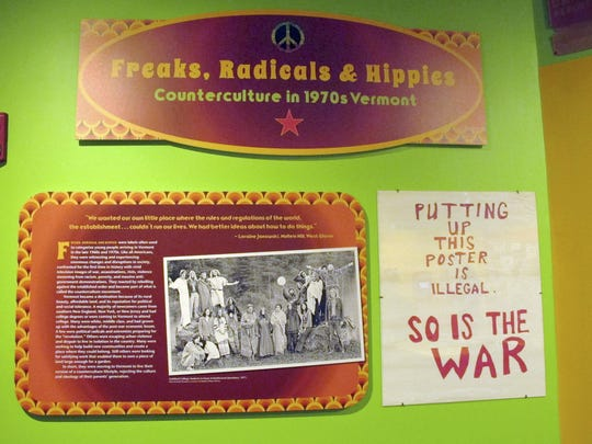 Vermont Counterculture Exhibit (3)
