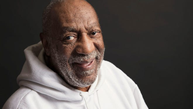 Bill Cosby performs at Mesa Arts Center on Nov. 1
