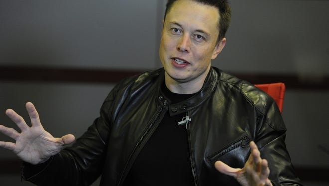 Elon Musk, founder of Tesla Motors and SpaceX, talks about the future of both