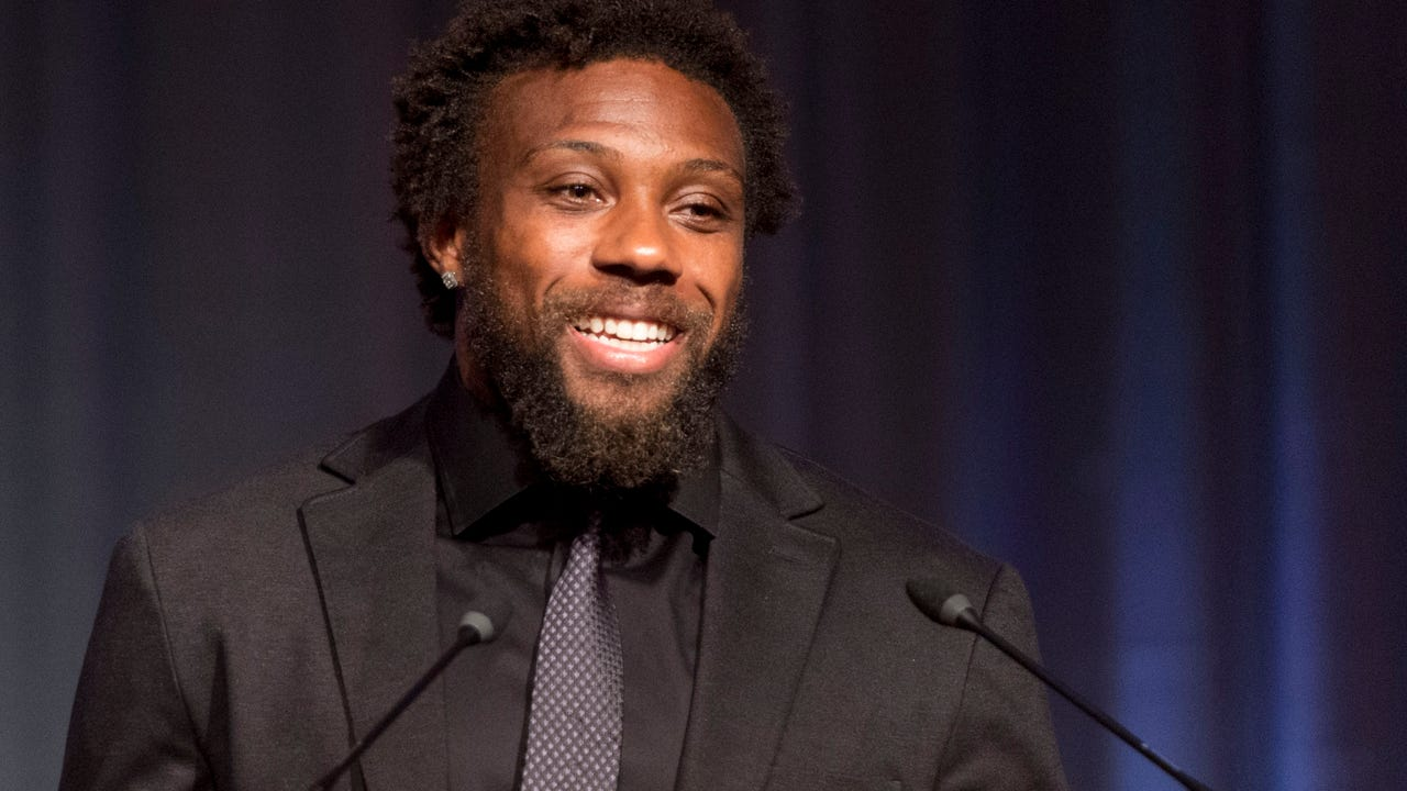 Eric Berry: Happy to be a role model