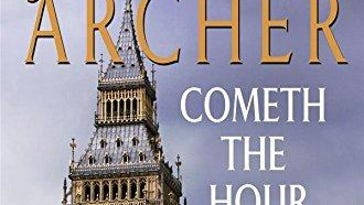 Best-selling books: 'Cometh the Hour,' by Jeffery Archer.