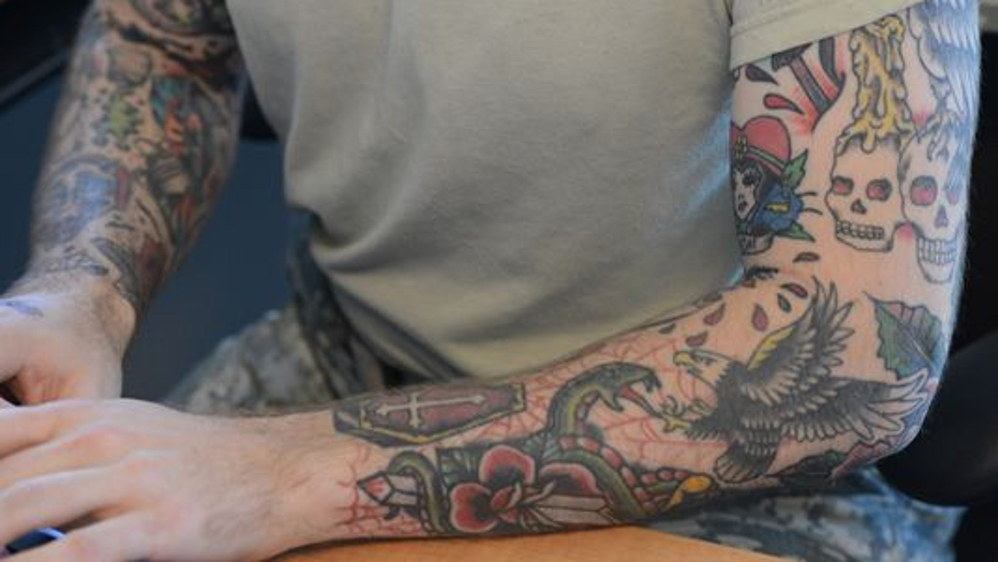 Army tattoo policy 2014 for Military tattoo policy 2017