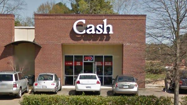 All American Check Cashing, Inc. in Ridgeland, Miss.