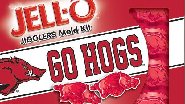 Jell-O is attempting a comeback with such ideas as molds in the shape of mascots.