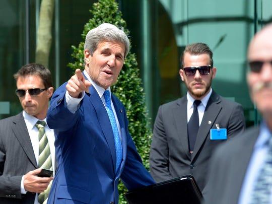 EPA epaselect AUSTRIAN IRAN NUCLEAR TALKS