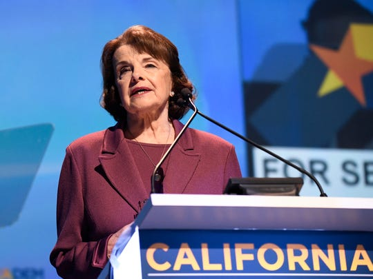 Sen. Dianne Feinstein, D-Calif., is running ads defending health care legislation.