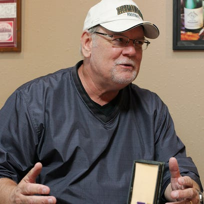 Rick Lanthorn, of Thornport, was recently united with