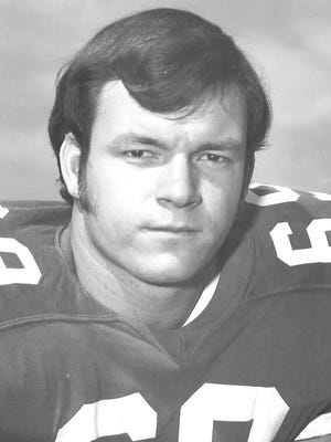 Dale Hutcherson wore No. 69 for the 1969 Gators that went 9-1-1.