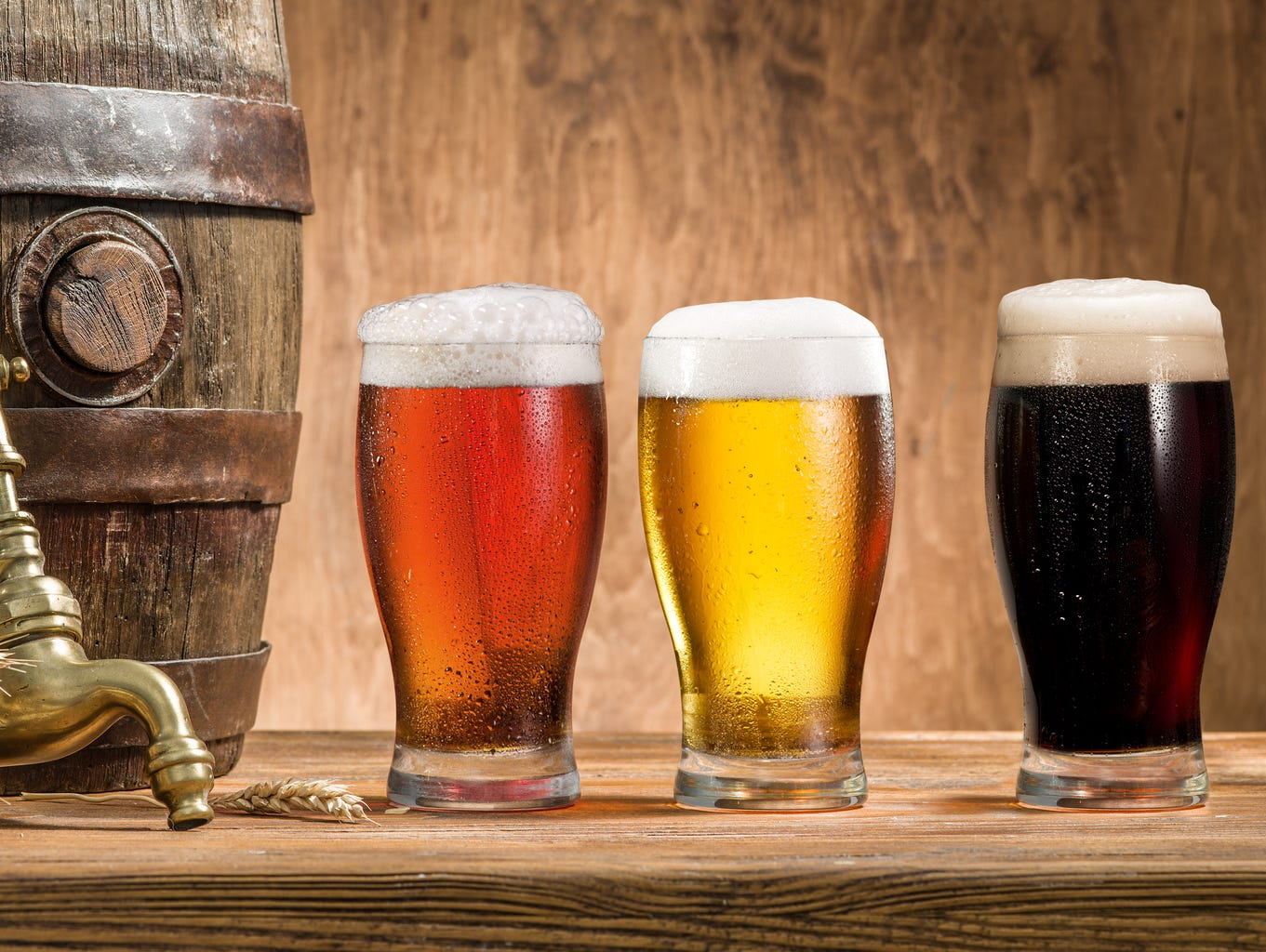About the booming craft beer industry and beer trends for this summer.