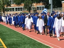 'Find the leaders within yourselves,' Millburn class pres tells grads