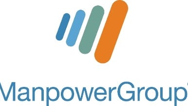 Manpower Group said its quarterly and full year 2016 earnings were hurt by the strength of the dollar.