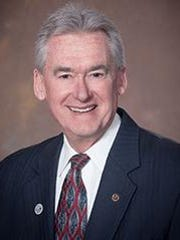 East Lansing Mayor Mark Meadows