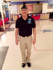 Robert Peralta Hernandez, 68, Glendale, shares his