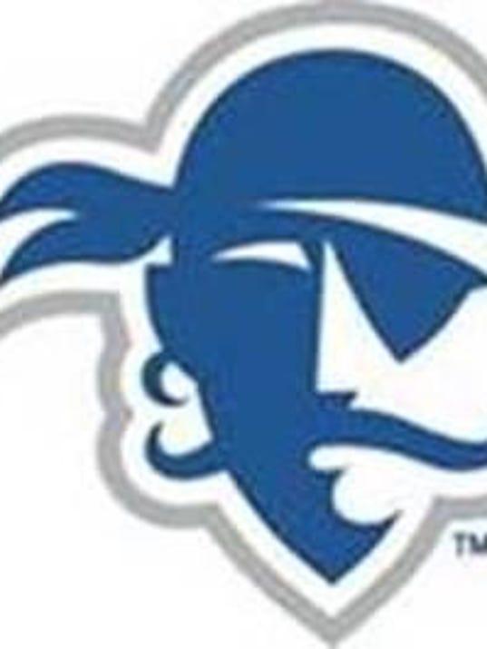 webart sports Seton Hall University college logo
