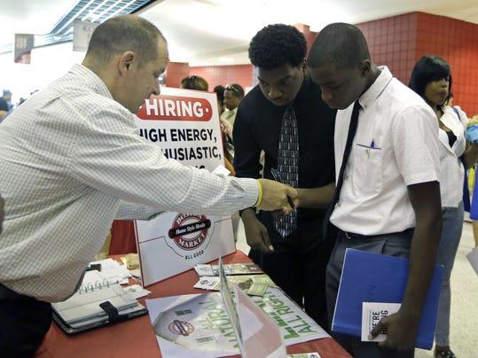 US Job Market-Vital S_John