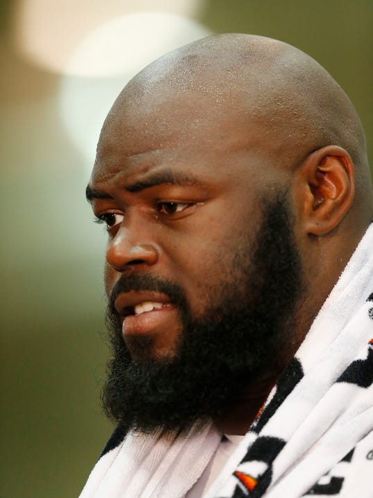 NFL Jerseys - New Detroit Lions draft pick A'Shawn Robinson: 'It's cool looking old'