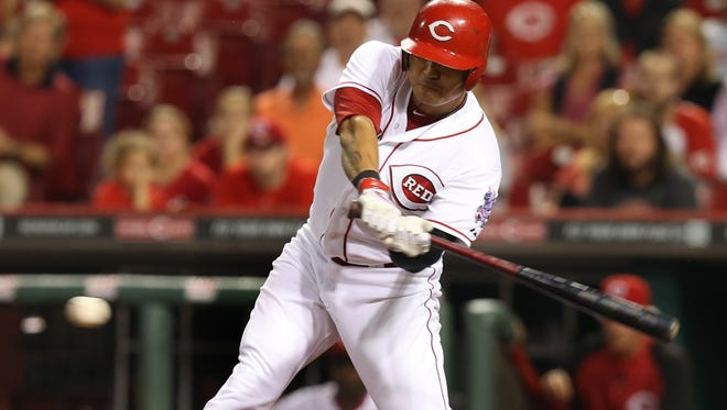 Shin-Soo Choo is the last Asian player to play for the Reds