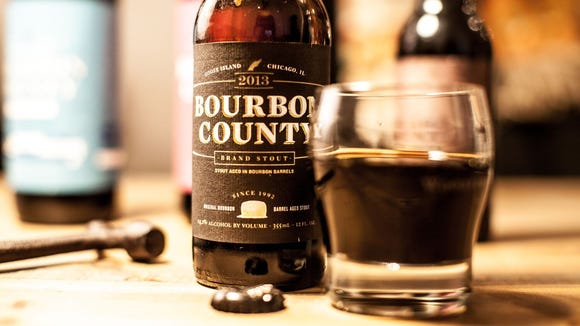 Kentucky comes to South Jersey Saturday with a special Founders Kentucky Breakfast Stout tapping.