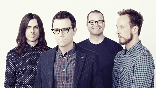 Weezer joins Panic! At the Disco at CMAC