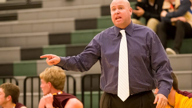 Dustin Duncan has stepped down as Windsor boys basketball coach after nine seasons in charge.