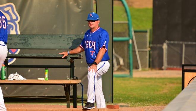 Louisiana Tech pitching coach Christian Ostrander is sticking around on staff despite Greg Goff's departure to Alabama.