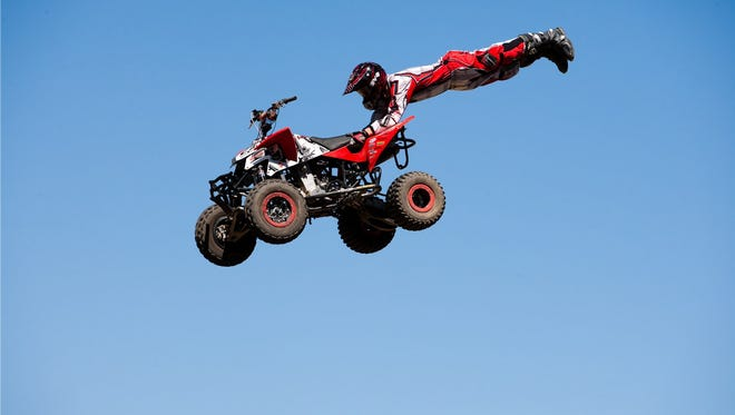 Brigade Action Sports is putting on stunt shows at the Dutchess County Fair on Aug. 27 and Aug. 28.
