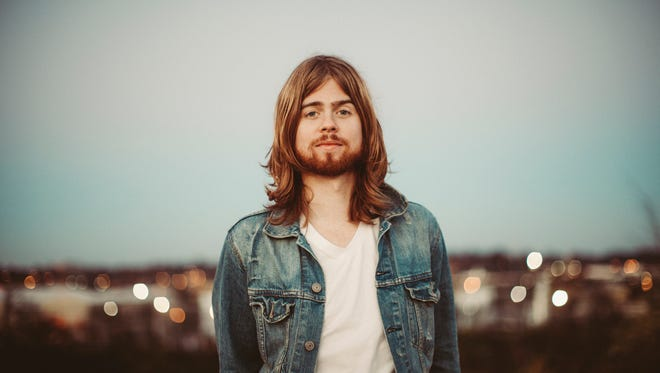 Andrew Leahey, along with his backing band, the Homestead, will make an appearance at Steiners' Speakeasy in Chillicothe on Sept. 27, 2016.