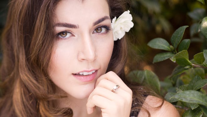"""Anush Avetisyan was the 2016 winner of the Deborah Voigt/VBO Foundation International Vocal Competition, and she will be returning to Vero to perform in Vero Beach Opera's presentation of """"An Evening of Puccini."""""""