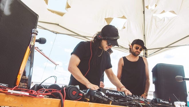 Skrillex will return this year to Form Arcosanti, the three-day music festival happening May 12-14.